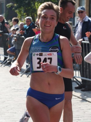 Els Rens pakt zege en minimum voor Rio in marathon Eindhoven