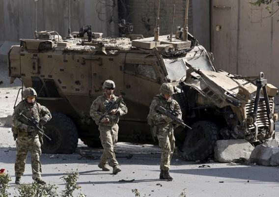 Zelfmoordaanslag op buitenlands konvooi in Kaboel