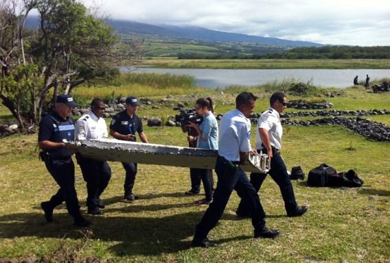'Wrakstuk gevonden met menselijke resten, mogelijk link met MH370'