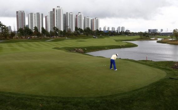 Verenigde Staten verslaan internationale selectie in Presidents Cup Golf