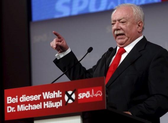 Prognose Weense verkiezingen: winst voor SPÖ