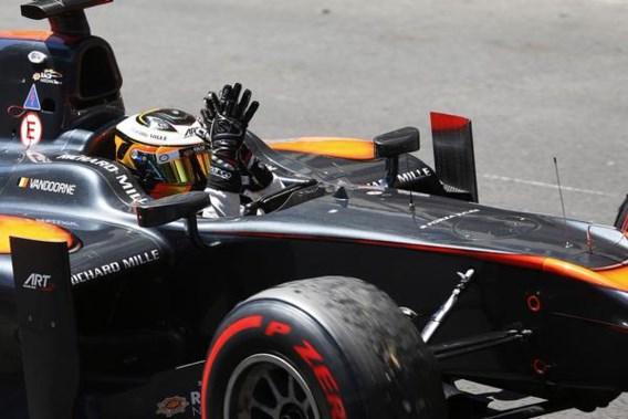 Stoffel Vandoorne kroont zich tot GP2-kampioen
