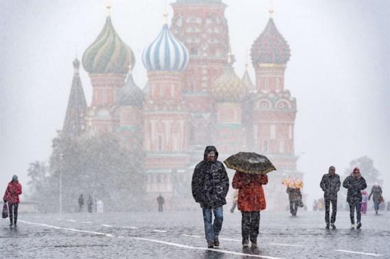 Mogelijk terroristische aanslag verijdeld in Moskou