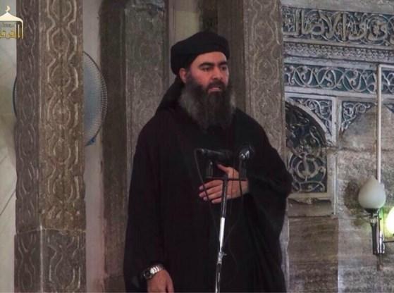 'IS-leider niet gedood tijdens bombardementen'