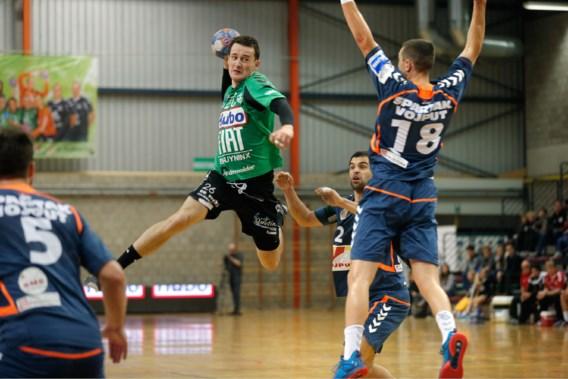 Initia Hasselt wint heenmatch tweede kwalificatieronde EHF Cup