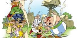 Asterix ontdekt de media