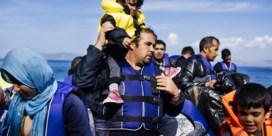 Dit jaar 710.000 migranten en vluchtelingen EU binnen
