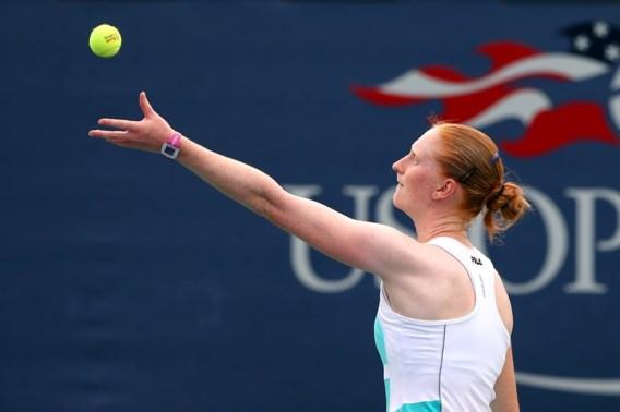 Alison Van Uytvanck treft Zweedse Larsson in tweede ronde WTA Linz