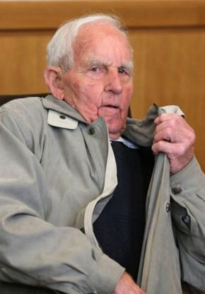 Nederlandse oud-SS'er Siert Bruins (94) overleden