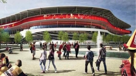 Schauvliege: 'Nog geen plannen Nationaal stadion gezien'
