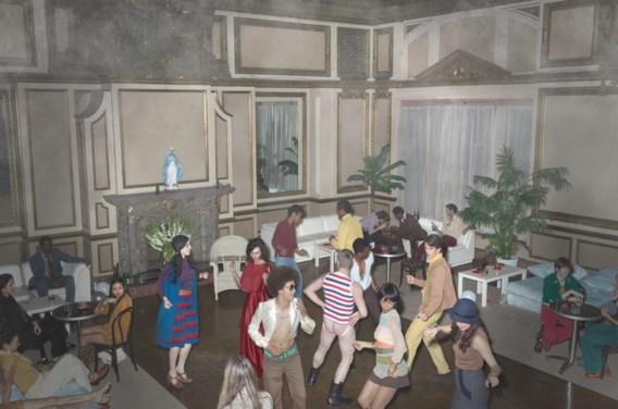 'Club Versailles' uit de reeks 'Disco Angola'.