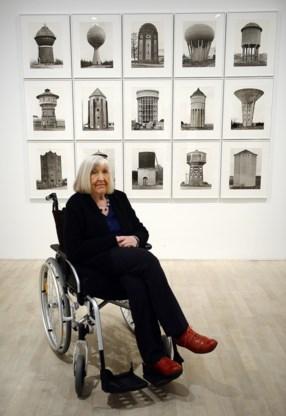 Invloedrijke Duitse fotografe Hilla Becher overleden