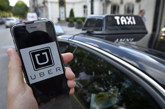 Uberpop na woensdag opgeschort in Brussel