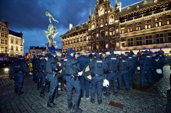 Antwerpse politie de duurste