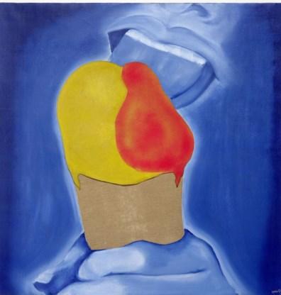 Evelyn Axell: 'Ice cream 2' (1967).