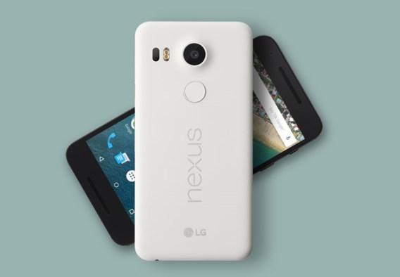 REVIEW. LG Nexus 5X: Android Marshmallow volgens het boekje