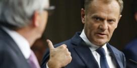 Tusk: 'Lidstaten akkoord om honderden extra grenswachten te sturen'
