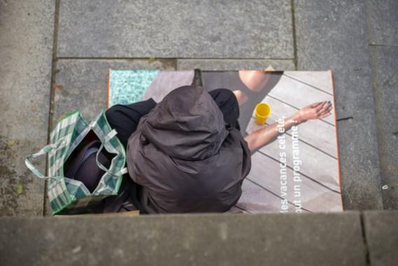 Daklozen tijdens winter in leegstaande sociale woningen