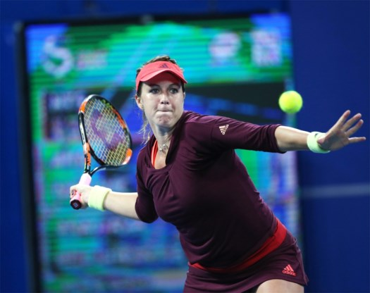 Flipkens om finaleplaats tegen Anastsia Pavlyuchenkova