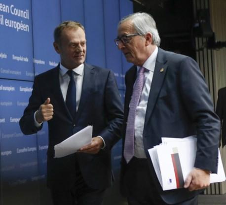 Ontwerpakkoord tussen EU en Turkije over vluchtelingensamenwerking