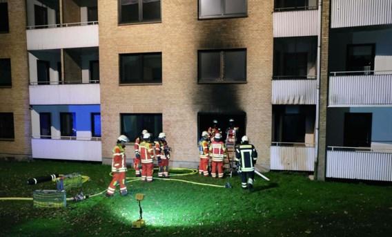 Opnieuw brand in Duits opvangcentrum voor asielzoekers