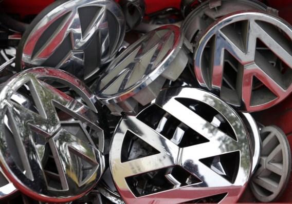 Volkswagen iets minder populair