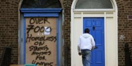 Welkom in de daklozenlaan  van Dublin