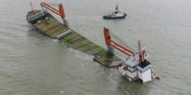 Overheid wil kosten scheepswrak terugvorderen