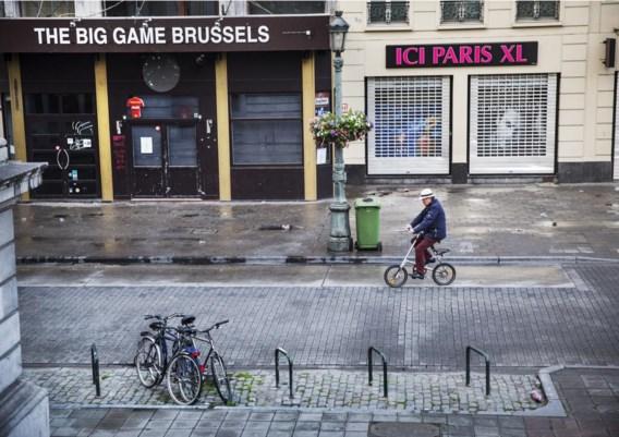 We blijven bereikbaar  met de auto, benadrukken  de Brusselse handelaars.
