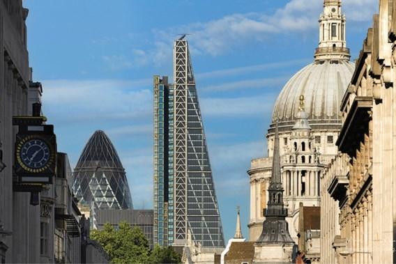 Londen verwelkomt nieuwe reus