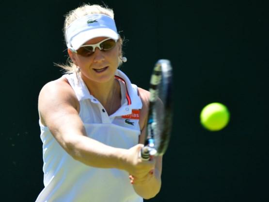 Ysaline Bonaventure stoot door in dubbelspel op WTA-toernooi Luxemburg