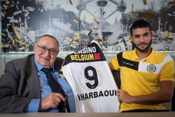 """Harbaoui officieel voorgesteld: """"Wil Lokeren terug op niveau brengen"""""""