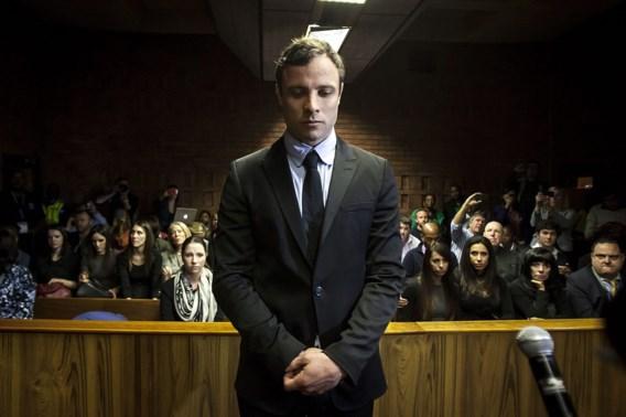 Oscar Pistorius heeft gevangenis verlaten