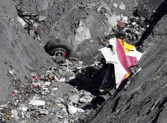 """""""Maatregelen om crash Germanwings te vermijden moeten dringend in voege treden"""""""