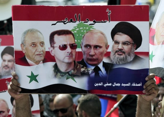 'Geen Russische militairen gedood in Syrië'