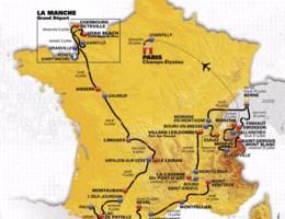 Tour de France 2016: negen bergetappes en twee tijdritten