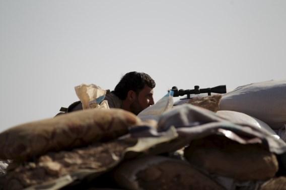 'Rebellenleider Vrij Syrisch Leger gedood tijdens bombardementen'