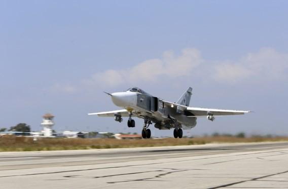 Akkoord tussen VS en Rusland over vliegen boven Syrië