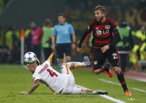 CHAMPIONS LEAGUE. Hazard en Chelsea niet voorbij Kiev, knotsgekke match in Leverkusen