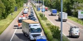 'Transportprijs stijgt met 8 procent door kilometerheffing'