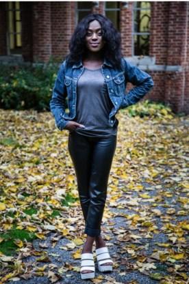 Fatmata Jalloh kampte in haar eerste jaar als student met gevoelens van eenzaamheid en is nu buddy bij MindMates.