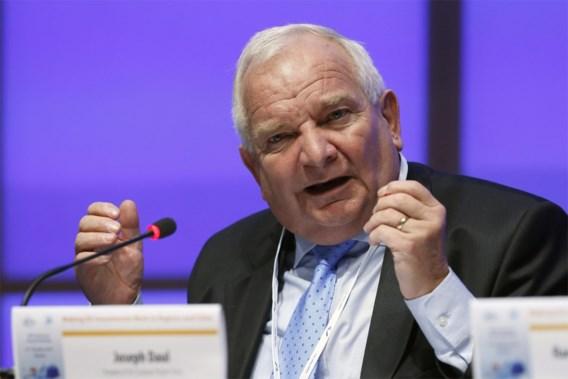 Fransman Joseph Daul opnieuw voorzitter Europese christendemocraten