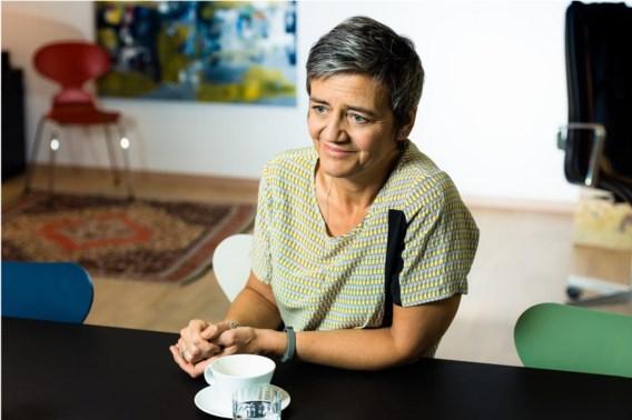Margrethe Vestager: 'Het is niet mijn bedoeling om verschillend te zijn'.