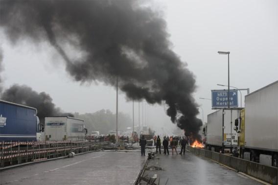 Tweede dodelijk slachtoffer na wegblokkade stakers