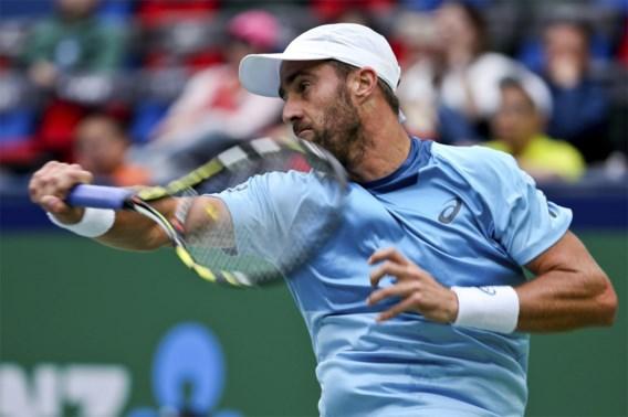 Steve Johnson naar allereerste ATP-finale in Wenen