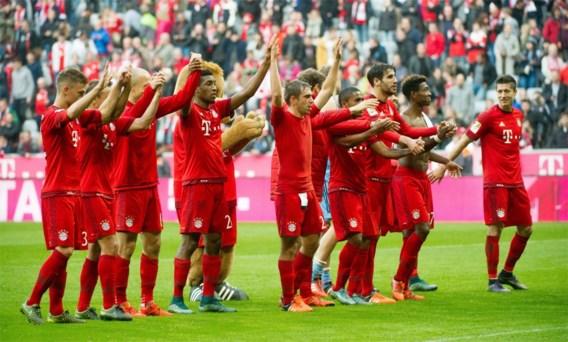 Bayern München boekt 1000e overwinning tegen Keulen