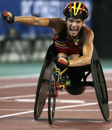 Marieke Vervoort pakt ook goud op 100 meter tijdens WK atletiek voor paralympiërs