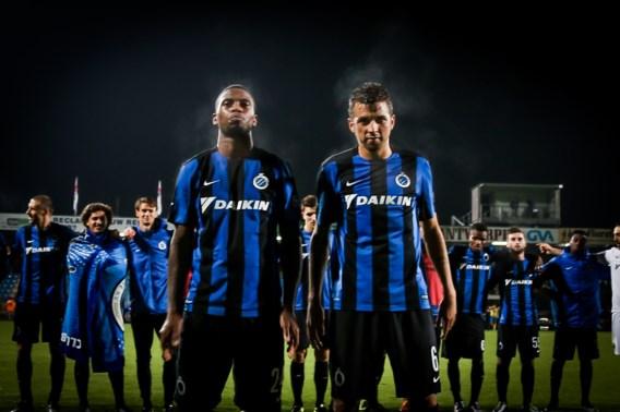 Westerlo niet opgewassen tegen Club Brugge