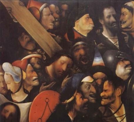 'Kruisdraging van Christus' in Gent toch geen Bosch