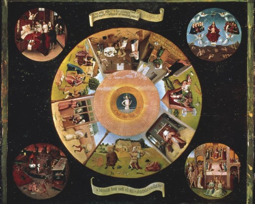 'De zeven hoofdzonden': een echte Bosch of niet?